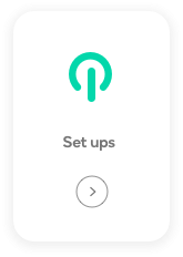 power button for email setups, managed IT services and smart home automation setup