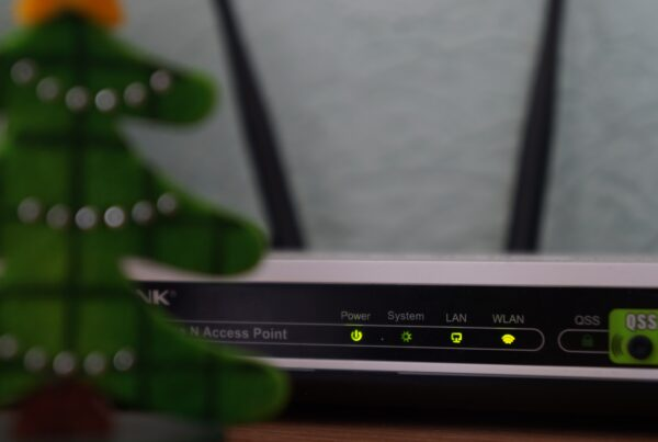 internet router/modem