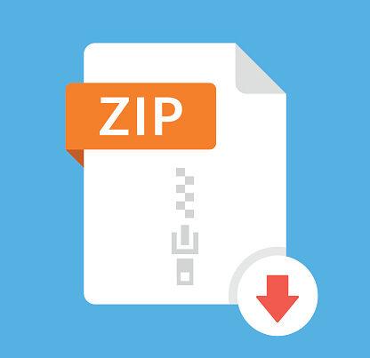 zip compression file
